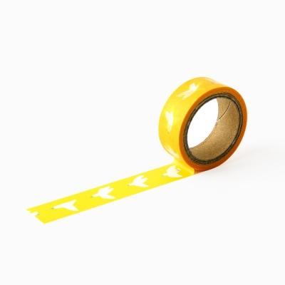 [AIUEO] Masking tape katanuki - BIRD YE