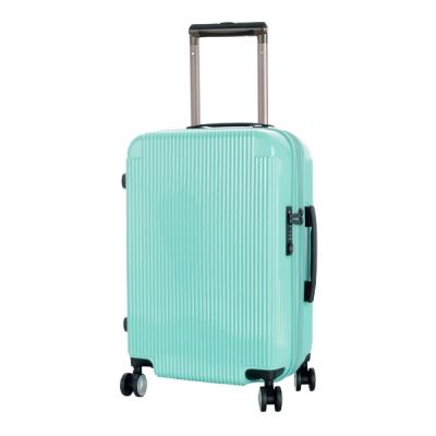 [스크래치]유랑스 여행가방 7107-20형 민트