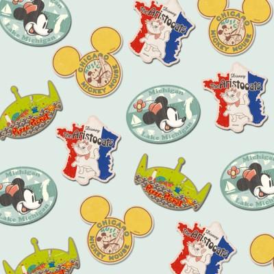 디즈니 시리즈_트래블스티커_세트1_(626129)