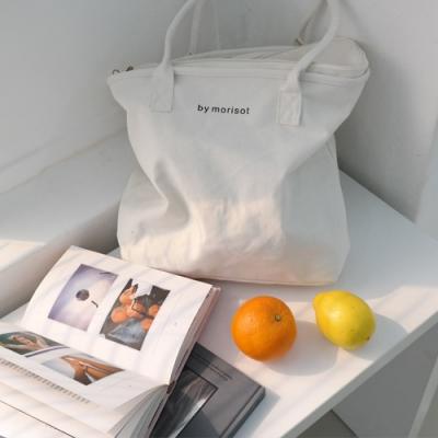 Morisot canvas bag