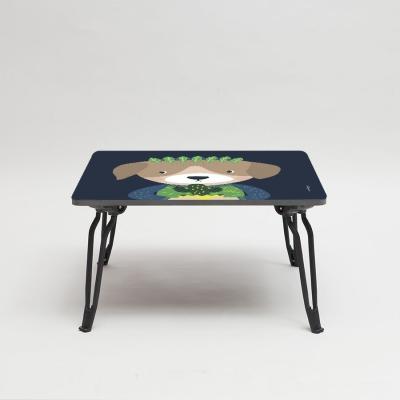 라미나테이블 포터블에디션 | 말랑루나에디션 art no. 003