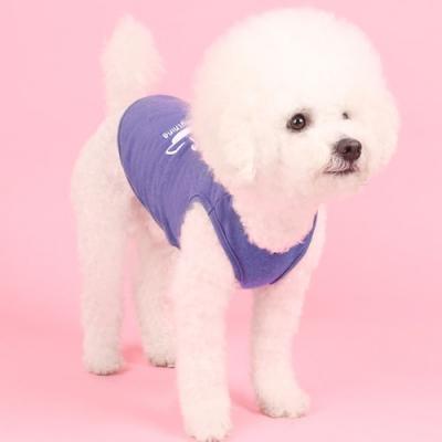 애니띵 민소매티셔츠(blue) anything sleeveless