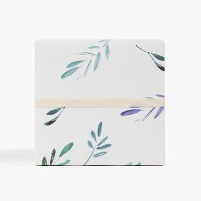 모리스 잎 포장지(3개)