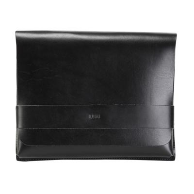 Large Case Meeting Pocket Black