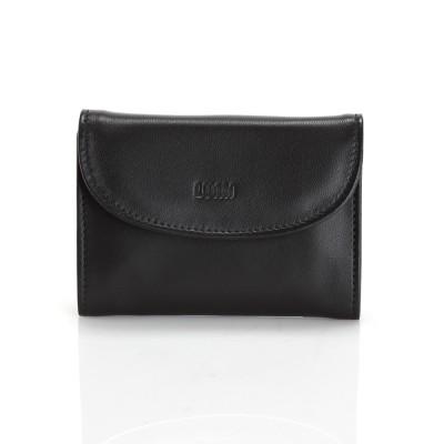 ASA Card Wallet Black/Black