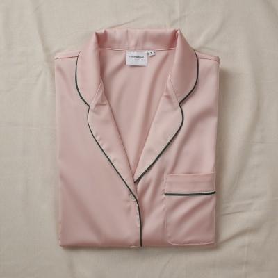 [closingment] silky stretched women's pajama set Lola