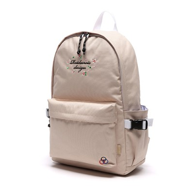 [로아드로아] MUGUNGHWA BACKPACK (BEIGE)_(643021)