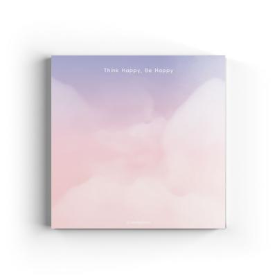 핑크 클라우드 메모지