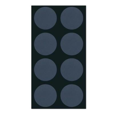 폼텍 마이스티커 도트 18 네이비 25mm 시트 [10시트]
