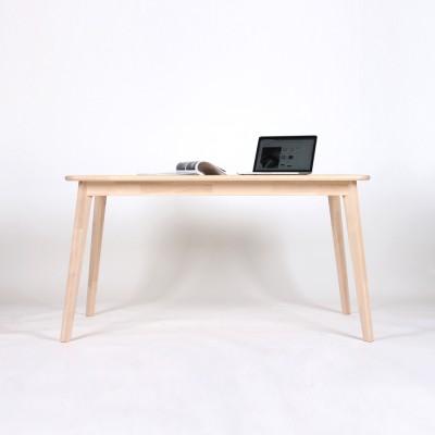 자작 테이블