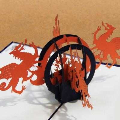 3D 팝업카드 원더랜드 시리즈1