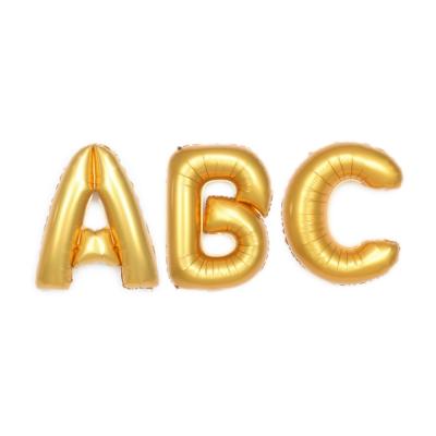 알파벳 은박풍선 (중) [A~N]