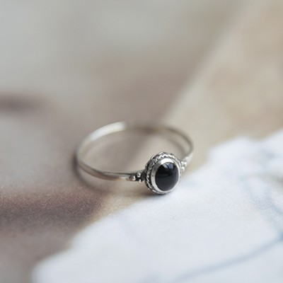 머드 Ring (silver925)