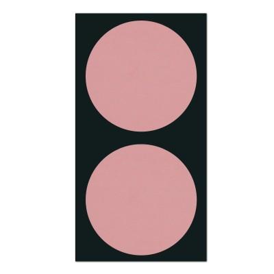 폼텍 마이스티커 도트 10 베이비 핑크 50mm 시트 [10시트]
