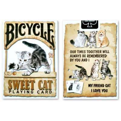 고양이카드(Sweet cat playing card)
