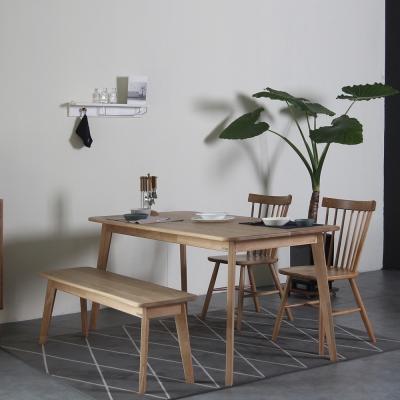 오크 밀리 테이블