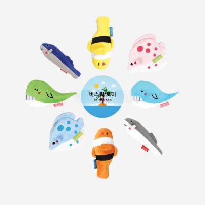 해양동물바스락토이