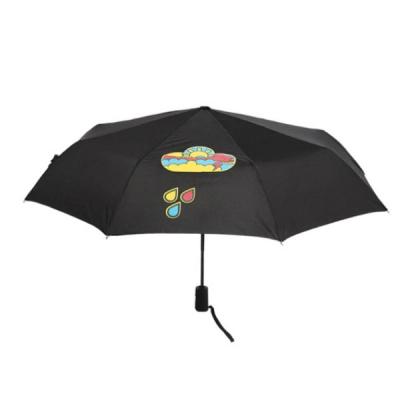 컬러 체인지 3단 자동 우산_(1219953)