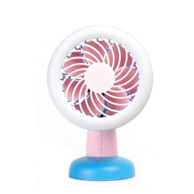 LED 휴대용 미니선풍기 탁상용 핸디형 선풍기/저소음 선풍기