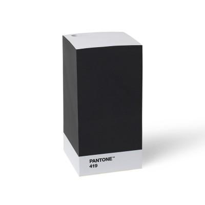 New 팬톤 노트패드(블랙)