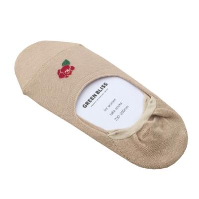 [Organic cotton] Fake camellia
