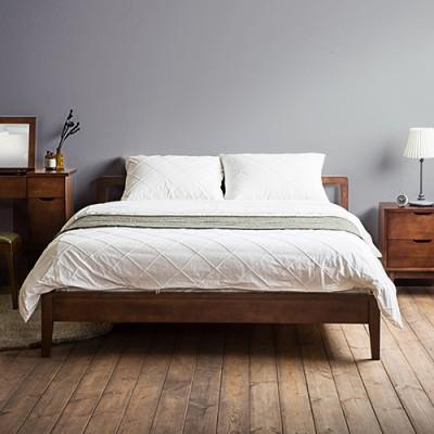 [찰스퍼니처]라떼 슬림 퀸 침대