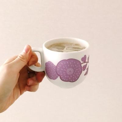 커먼키친 violet bloom 머그
