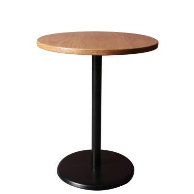 Sepetir Solid Wood Table (세파티아 원목 테이블) Ø600 원형상판