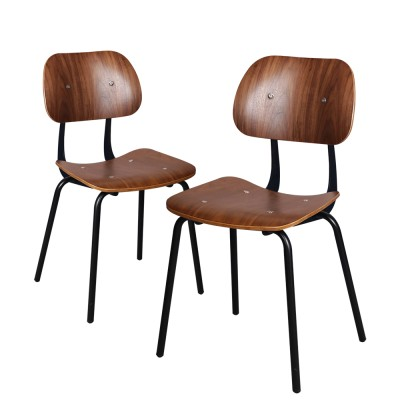 Hill Steel Chair C Type (힐 스틸 체어 C형)
