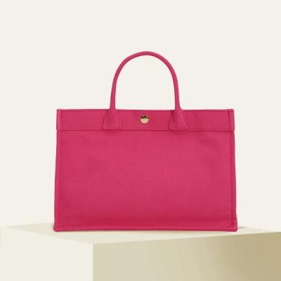 b1p shopper_Hot pink