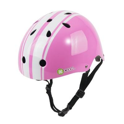 줄라이카 유아 아동 헬멧 어반스타일 레이싱 핑크
