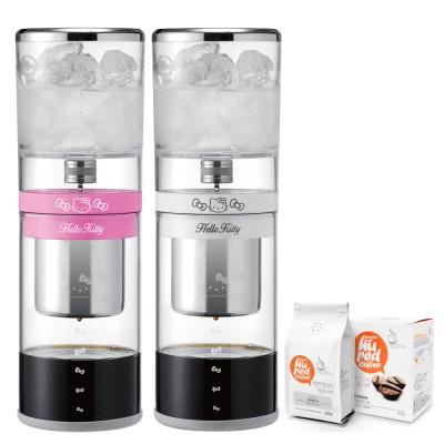 헬로키티 마이더치 커피메이커(케냐산더치분쇄200g증정)