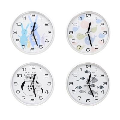 디자인 욕실 흡착 방수 시계