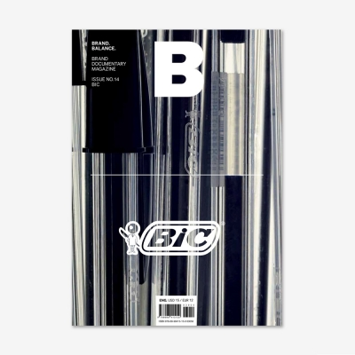 Magazine B Issue No.14 BIC(Eng.version)