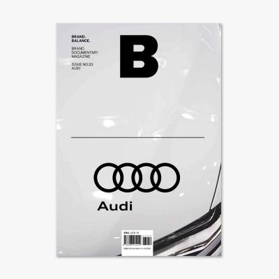Magazine B Issue No.23 AUDI(Eng.version)