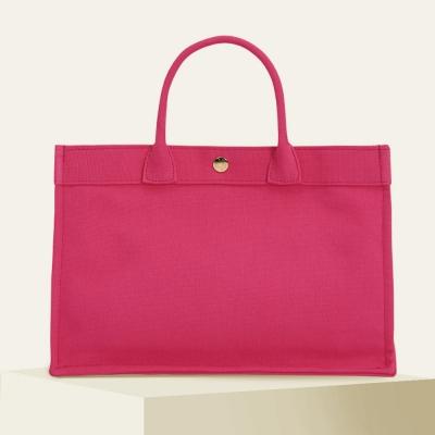 b1p shopper Large_Hot pink