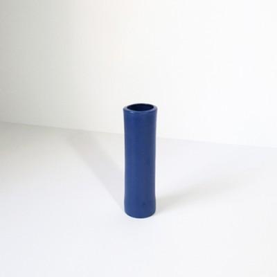 Natural Vase Cobalt blue