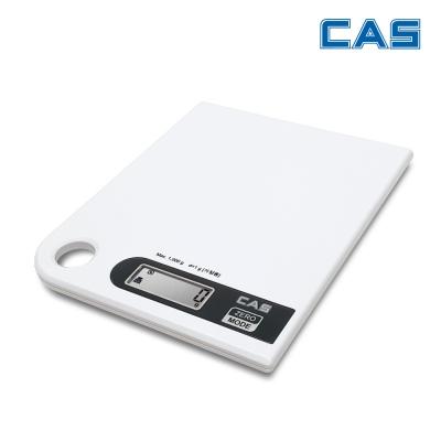 카스 디지털 주방저울 KE-3000 자동전원꺼짐 1000g