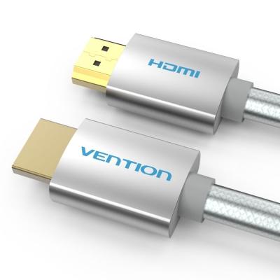 벤션 아이언실버 코튼 4K HDMI 2.0 케이블