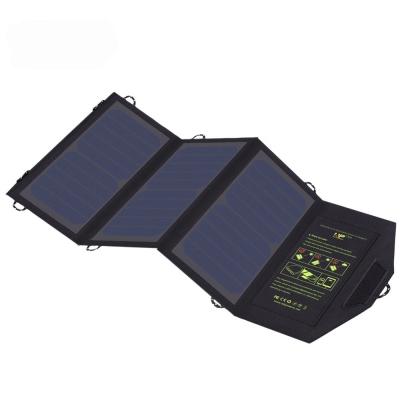 올파워 15W 태양광충전기 여행/캠핑/등산/긴급시 충전