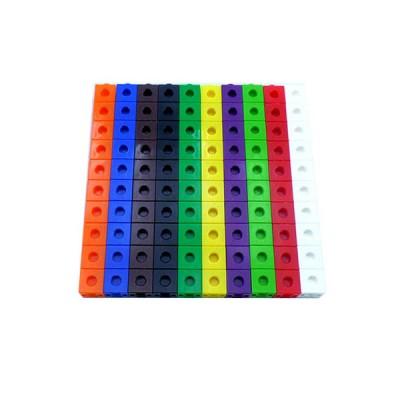 (가베가족)KS5317 큰솔스토밍 연결큐브 100P/링킹큐브_(1397461)
