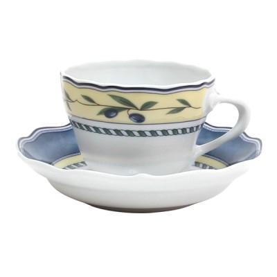 후첸로이터 메들리 카페오레 커피잔세트