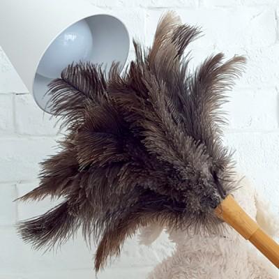 소프트터치 타조 먼지털이개
