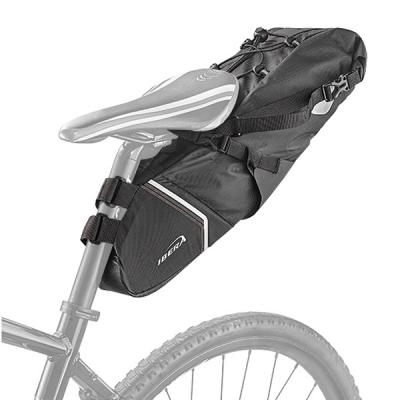 백로더 완전방수 자전거 여행용 촐퇴근 안장가방  6리터