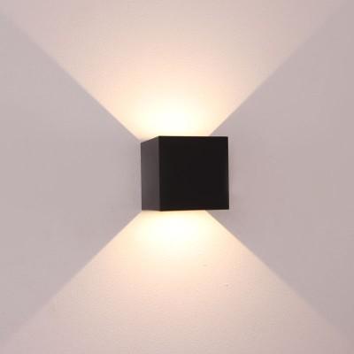 boaz 큐브 벽등 LED 매장 레스토랑 카페 인테리어 조명
