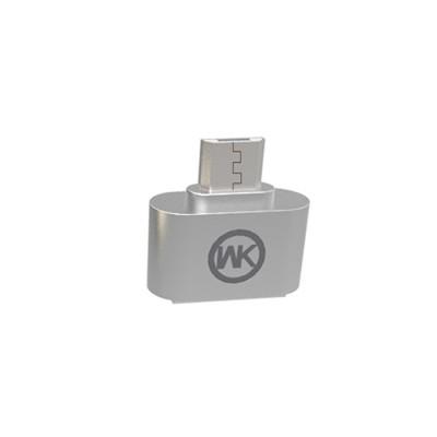 WK 수퍼 커넥션 5핀 TO USB OTG젠더