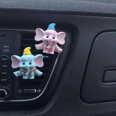 아기코끼리 차량용 석고방향제