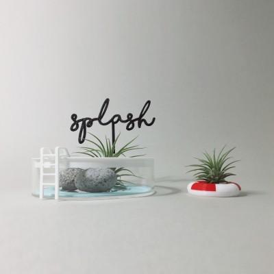 네버랜드 식물키트 [swimming pool KIT]