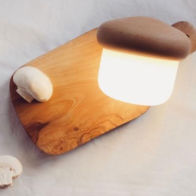 CAMP mushroom 버섯 무드등 수유등 실리콘 조명
