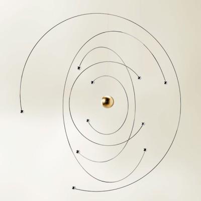 Flensted Mobiles - Niels bohr (플렌스테드 닐스보어 모빌)